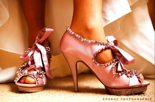 Tuesday Shoesday - Perfect in Pink