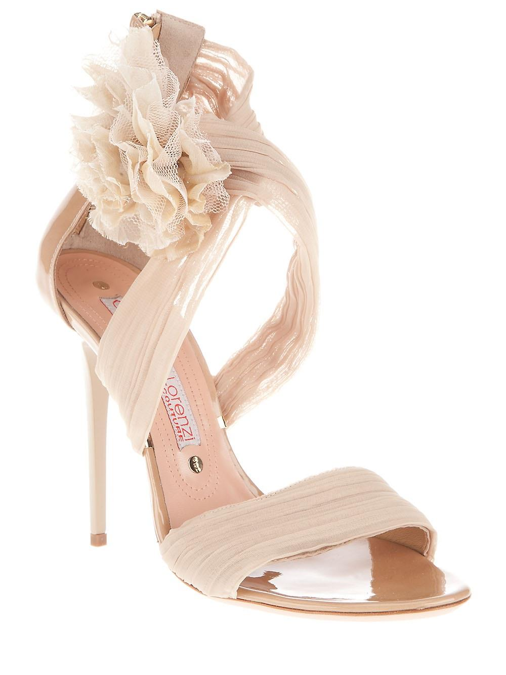 Tuesday Shoesday - Tulle Indian Wedding Shoes