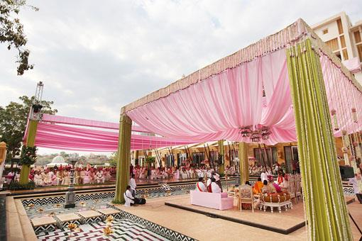 Udaipur Indian Wedding Ceremony by Whitebox Weddings - 4