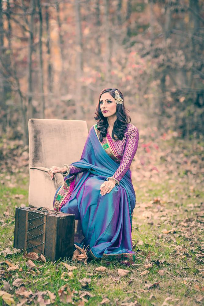 Bollywood Inspired Vintage Fashion Shoot by Naureen Bokhari Photography