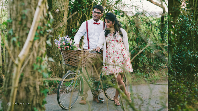 6aoutdoor vintage esession floral dress