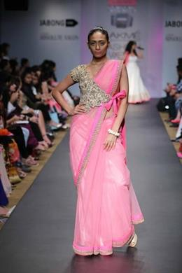 Indian Bridal Fashion Inspiration from Lakmé Fashion Week Summer 2014