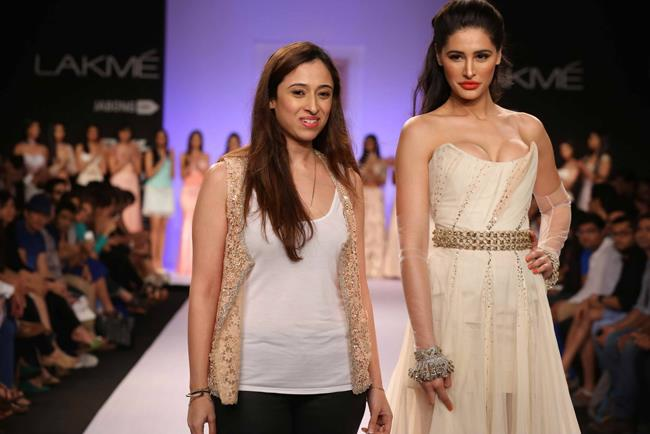 Shehlaa by Shehlaa Khan Lakme Fashion Week Summer 2014