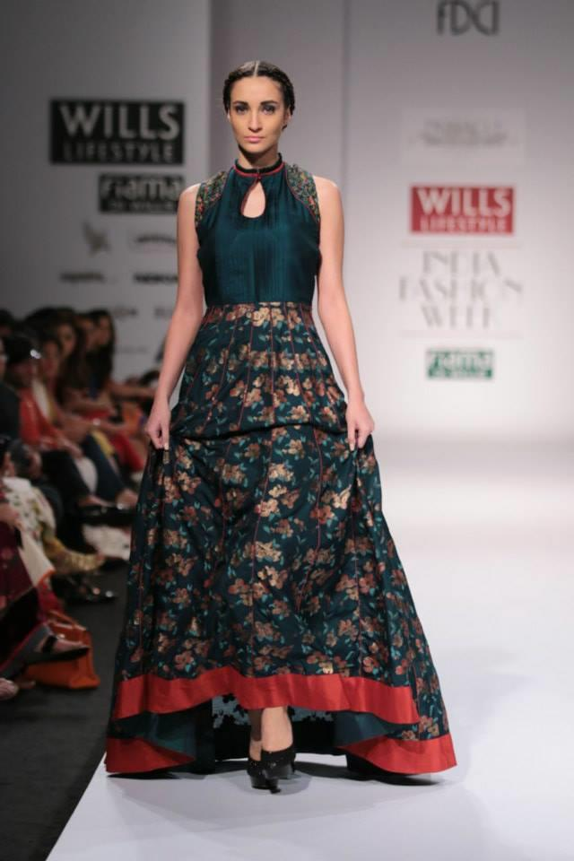 Wills lifestyle india fashion week 2018 designers 32