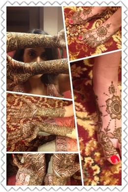 Henna by Zohra