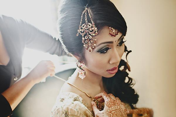 12a indian wedding hair and makeup