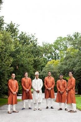 Florida Hindu Indian Wedding by Kimberly Photography