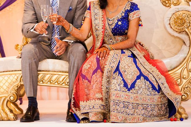 49a indian wedding bride and groom speeches