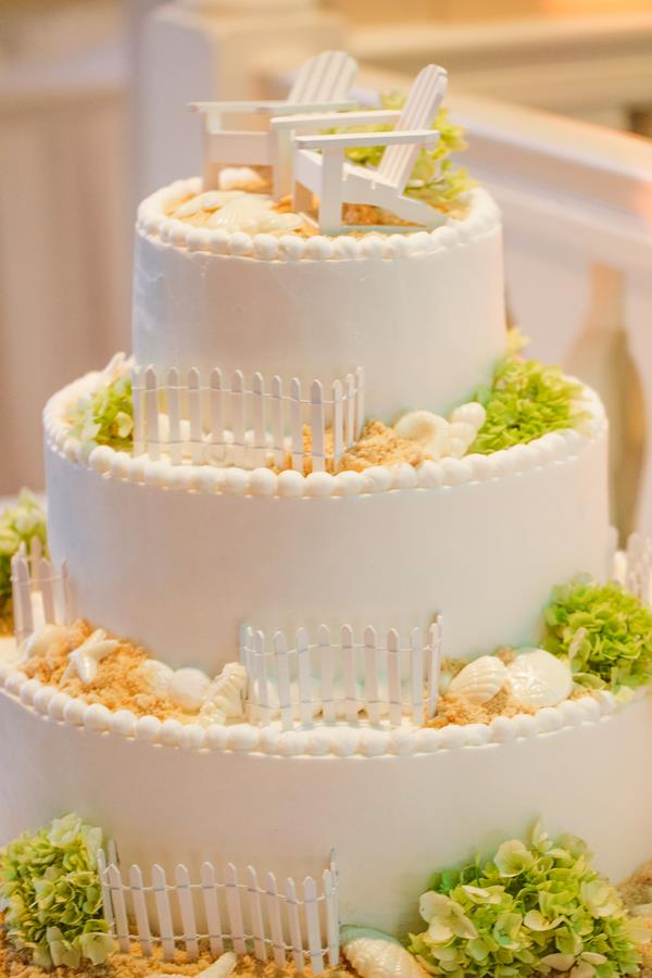 38a indian wedding white outdoor themed cake