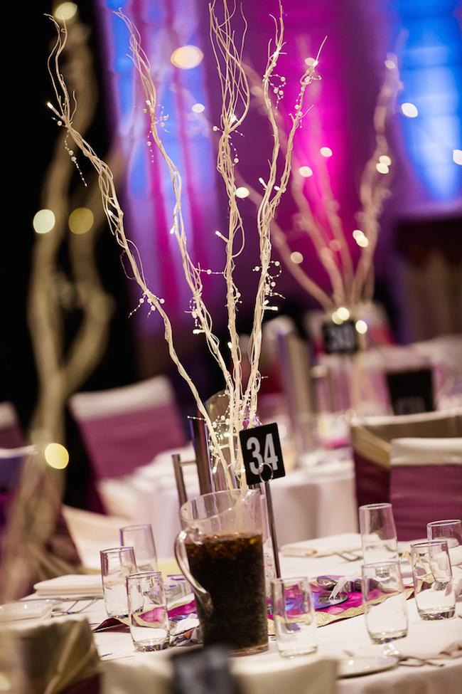 41a indian wedding centerpieces