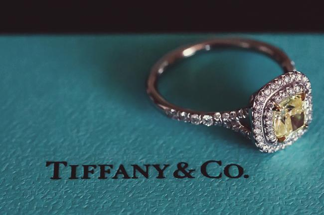 1a indian wedding tiffany & co engagement ring
