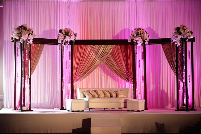 34a indian wedding mandap staging