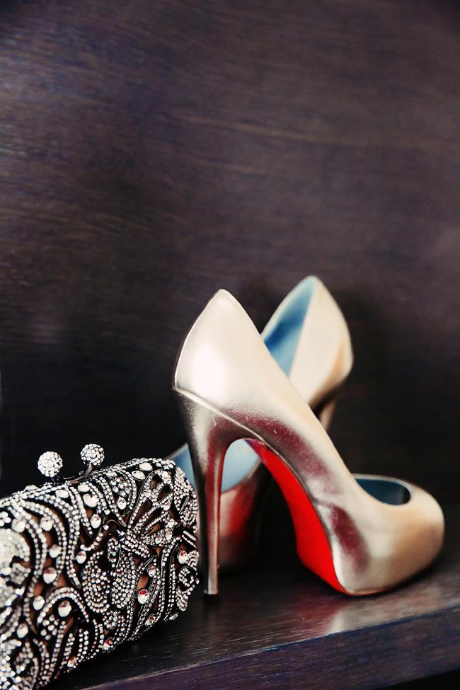 4a indian wedding christian louboutin shoes