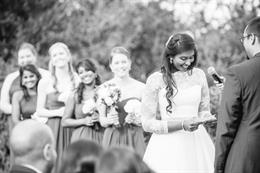Multicultural Sri Lankan Wedding by Photography by Brea
