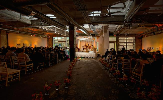 19a fusion indian wedding