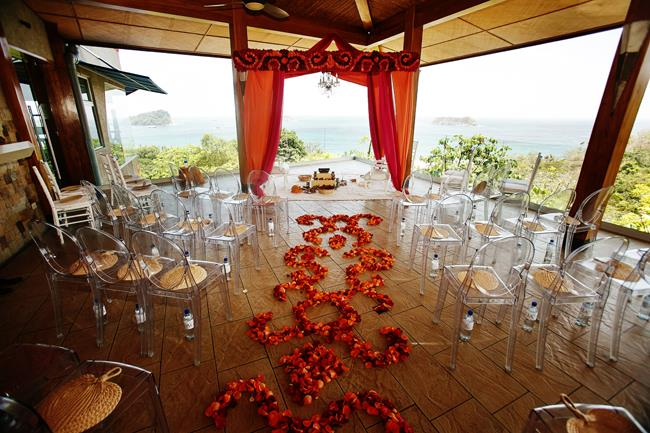 41a indian wedding outdoor ceremony