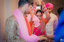 Gorgeous Jaipur Indian Sikh Wedding by Rohan Mishra Photography