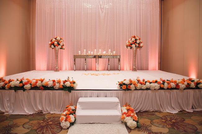45a indian wedding staging