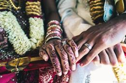 North Carolina Indian Wedding by Vesic Photography
