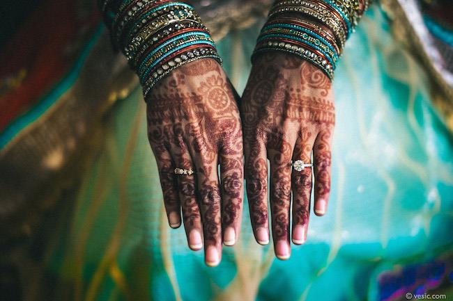 5a indian wedding mehndi