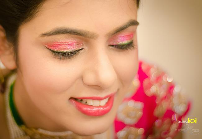 36a indian wedding bridal makeup