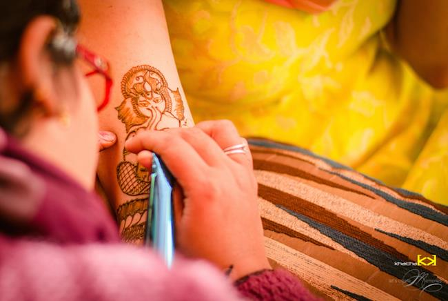 4a indian wedding bridal mehndi