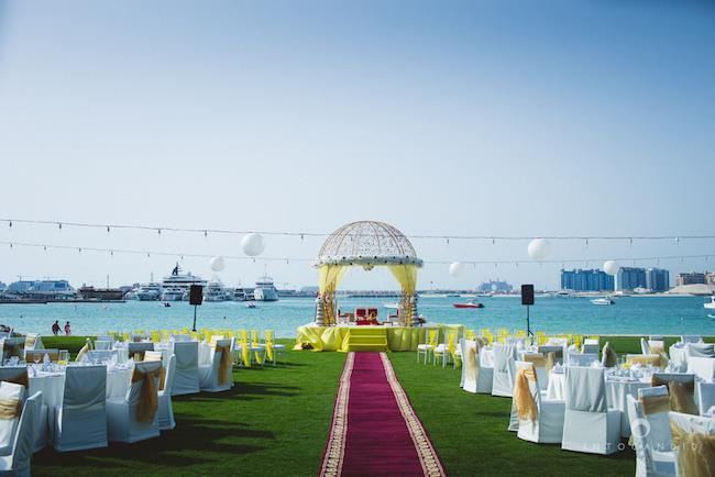 1a Indian wedding mandap