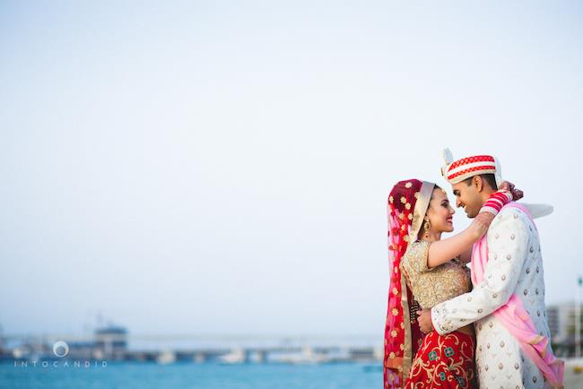 21a indian wedding portrait
