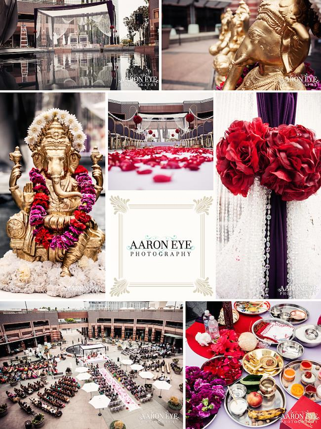 10a Indian Wedding ceremony decor