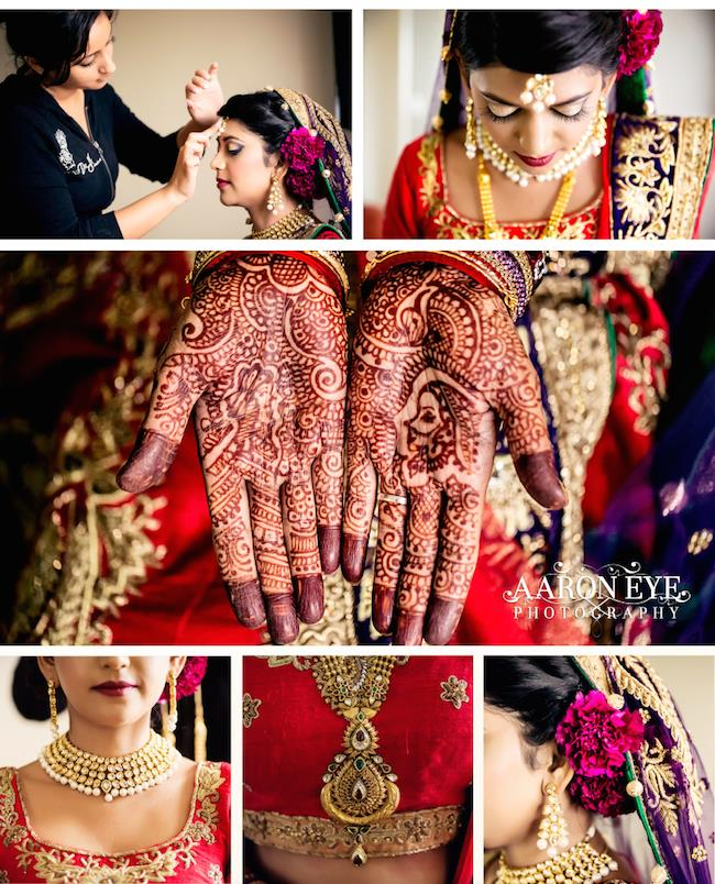 1a Indian Bridal Mehndi and Jewelry