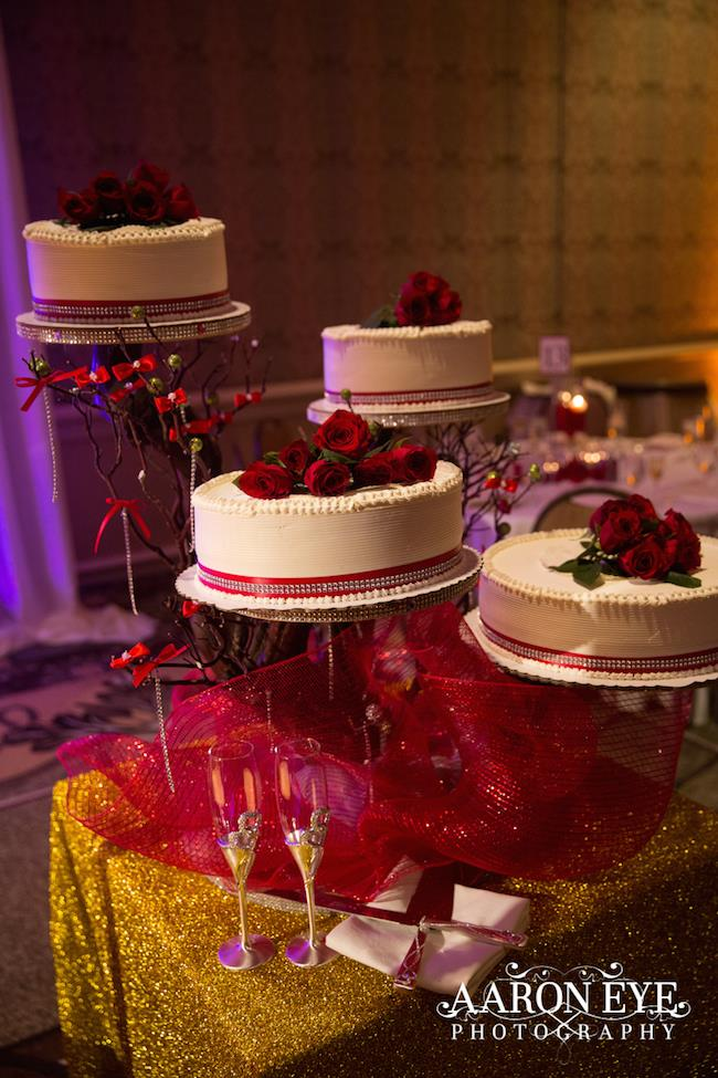 29a indian wedding cake
