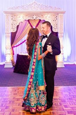 Florida Multicultural Indian Wedding by Kimberly Photography