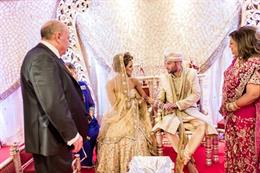 Multicultural London Indian Wedding by Aiya Photo and Cinema
