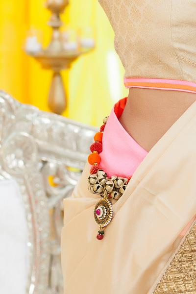2 indian fashion stomach jewelry