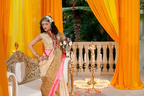 5 indian wedding fashion shoot
