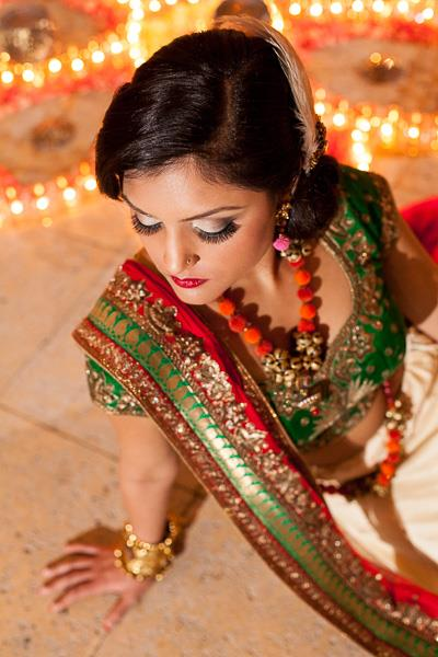6aindian bridal makeup