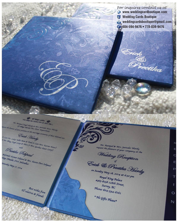 Wedding Cards Boutique