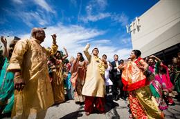 Colorful Chicago Gujarati Indian Wedding By Rahul Rana Photography