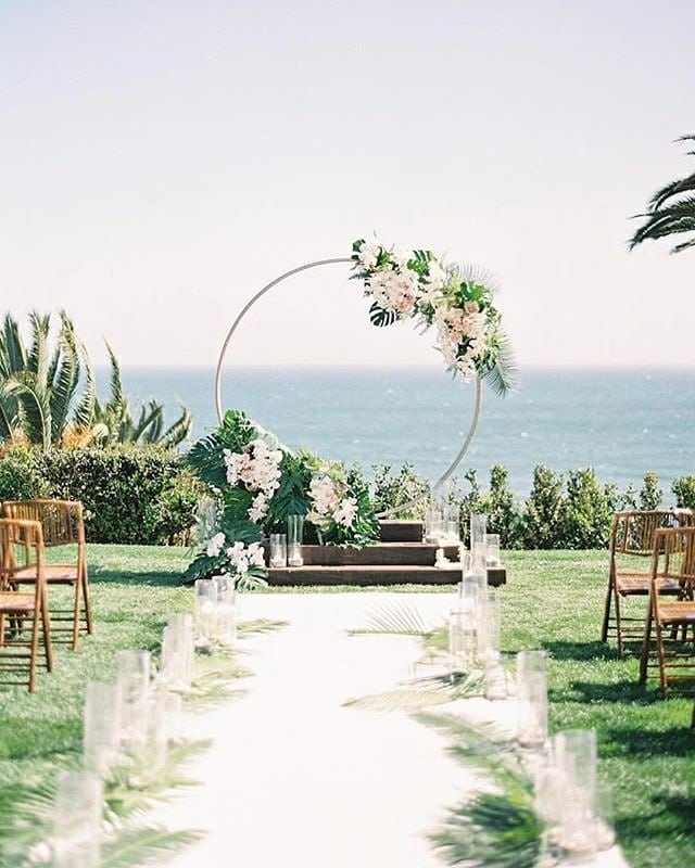 beach wedding -