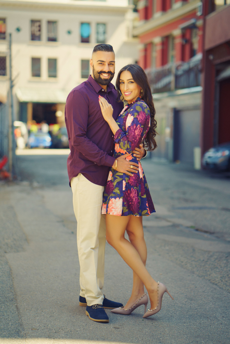 Contemporary Sikh Indian Pre Wedding Shoot By Deo Studios Photography