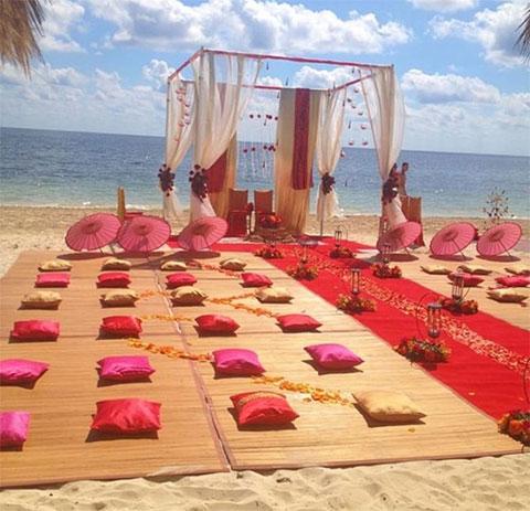 dreams-beach-setup