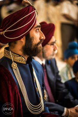 Canadian Indian Sikh Wedding With A Rustic Charm By Banga Studios