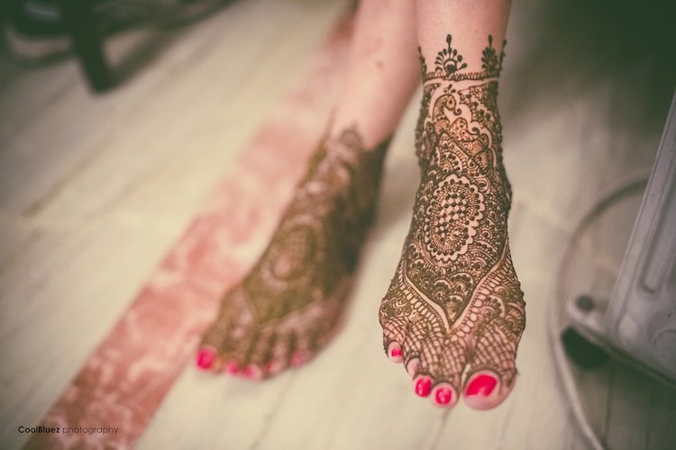 wedding mehendi