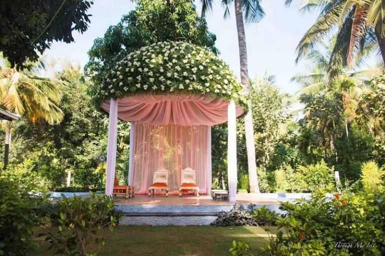 mandap - Elements Celebrate