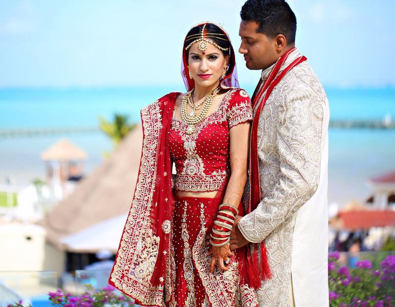 Indian Destination Weddings At Cancun Palace Resorts Vs Hard Rock Part 1