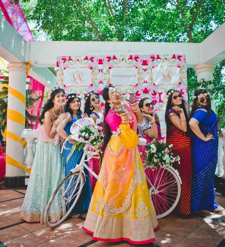 Wedding Shades