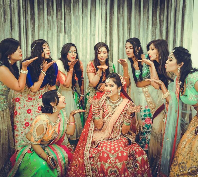 Whos the bride - happyframes