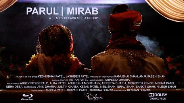 Fabulous Illinois Indian Wedding Movie