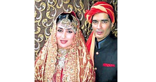 Kareena Kapoor & Saif Ali Khan Wedding