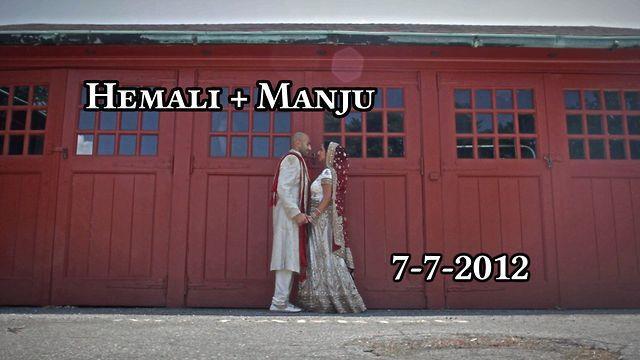 Michigan Indian Wedding Highlights by Capturingarts